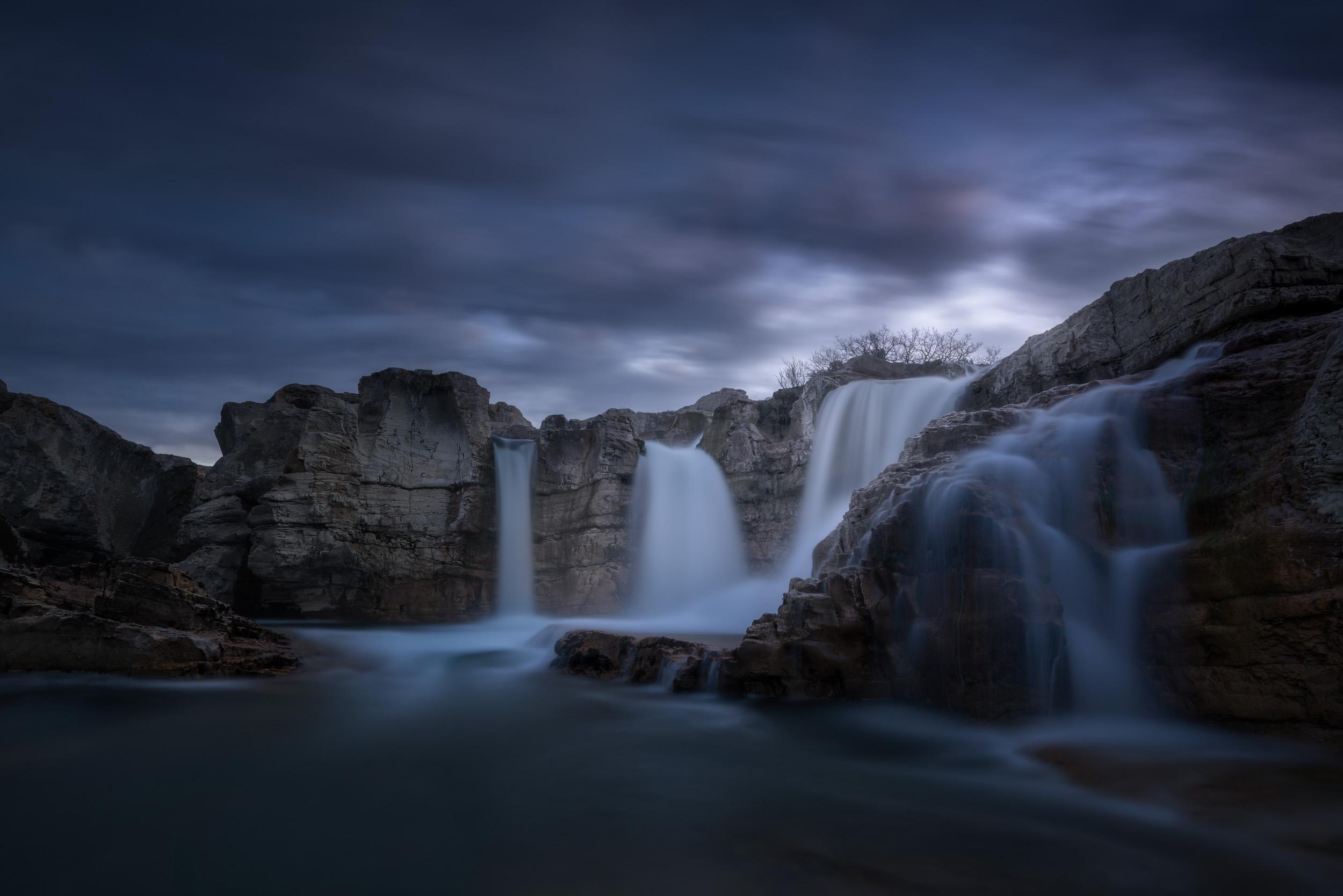Fairy Tale Water Fall