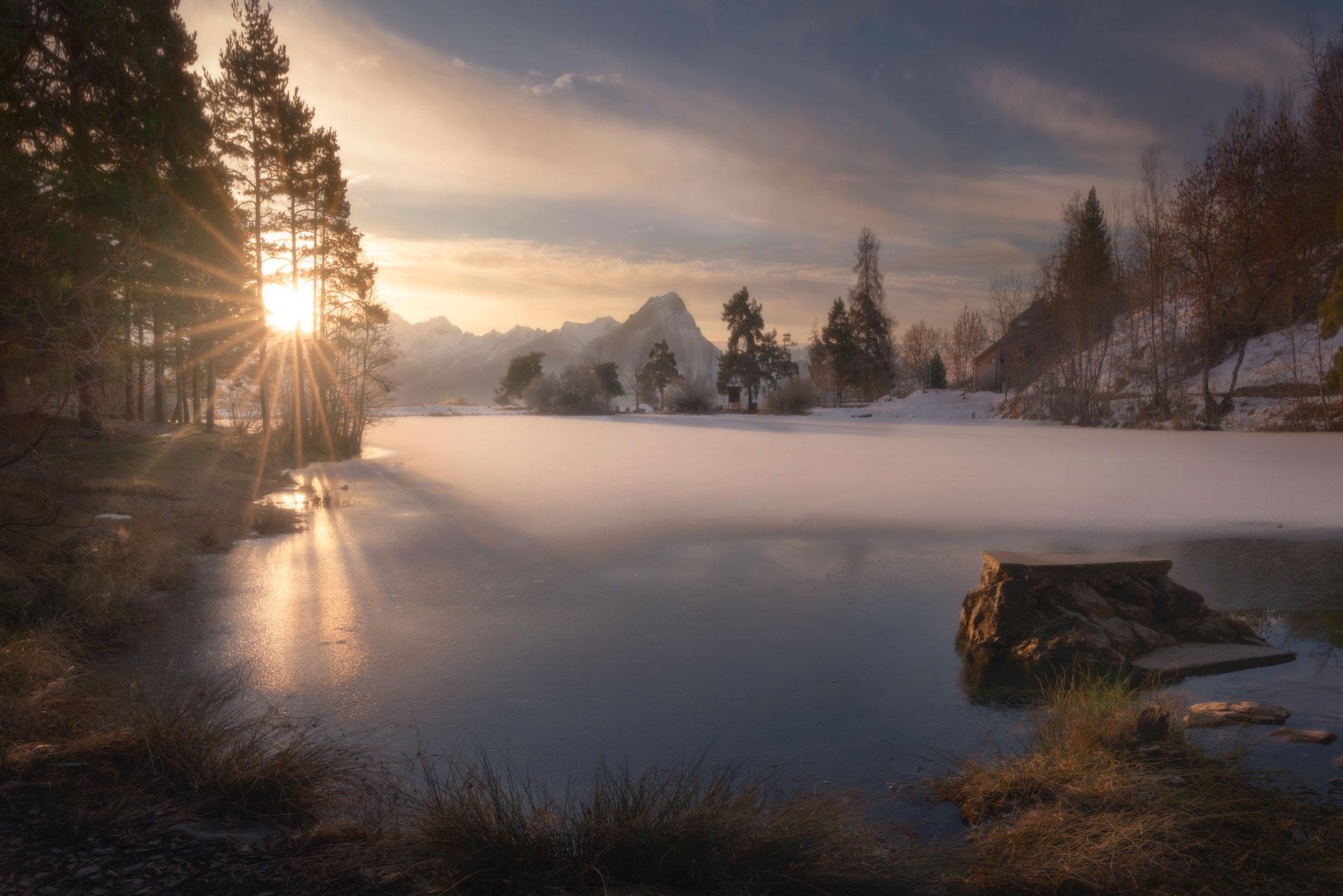 Icy Veil