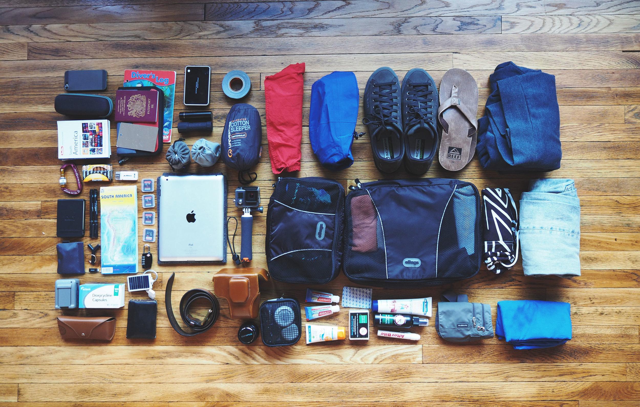 Joe's Travel Gear