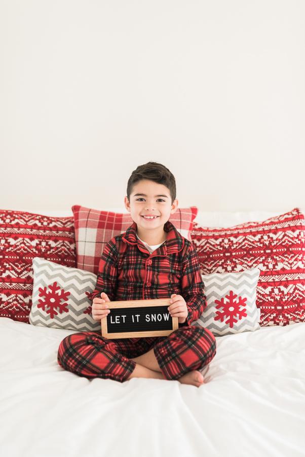 christmas card photo ideas-pj's-photo by BKLP-1.jpg