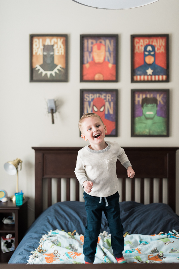 Baltimore County-newborn-lifestyle-photographer-BKLP-superhero room-decor-ideas-photo by-Breanna Kuhlmann-Maryland-1.jpg