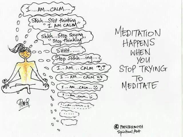 frustration meditation