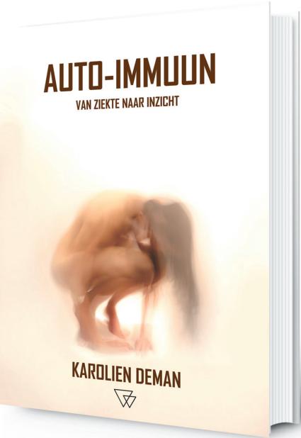 Mijn  boek   Auto-Immuun, van ziekte naar inzicht    zal tijdens de workshops aangekocht kunnen worden.