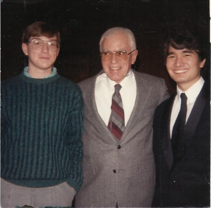 Kevin Class, Romeo Fracalanza, Frank DeMeglio (c. 1985)