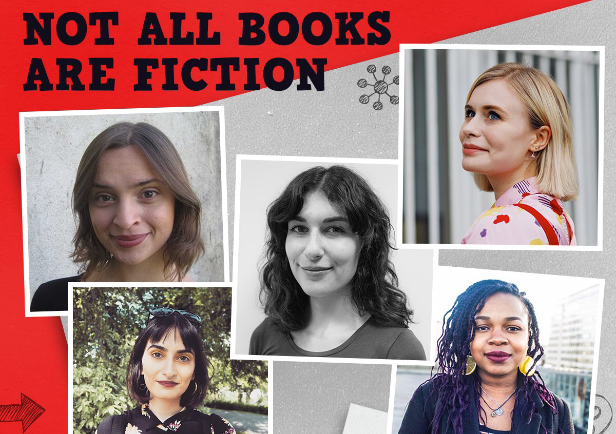 YALC - 28 July 2019 - Will be chairing a panel examining the rise in young adult non-fiction books alongside writers and activists Laura Coryton, Lex Croucher, Niellah Arboine and Sara Jafari.Will also be hosting a workshop on activism strategies that anyone can use to make the change they want to see in the world.