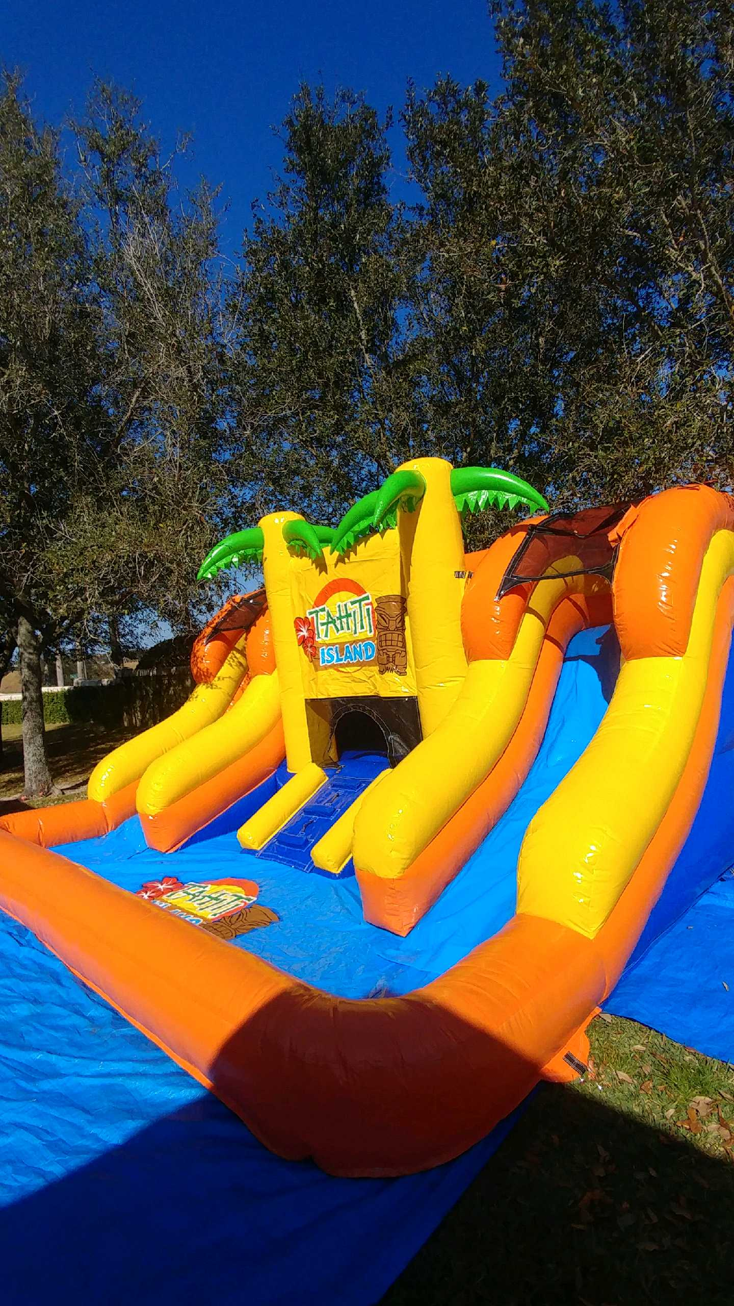 Tahiti Island Toddler Bounce house.jpg