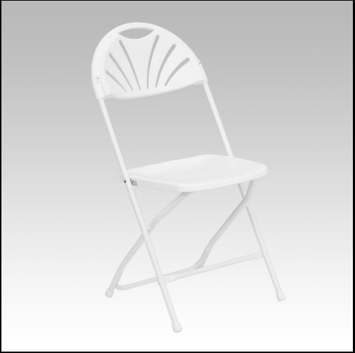 Fan White Folding Chairs.jpg