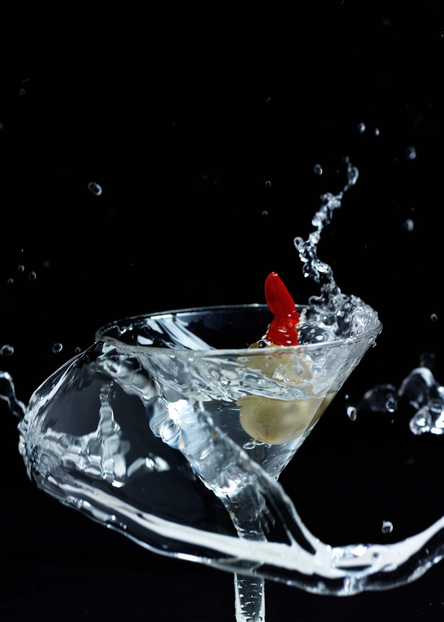Olive Splash