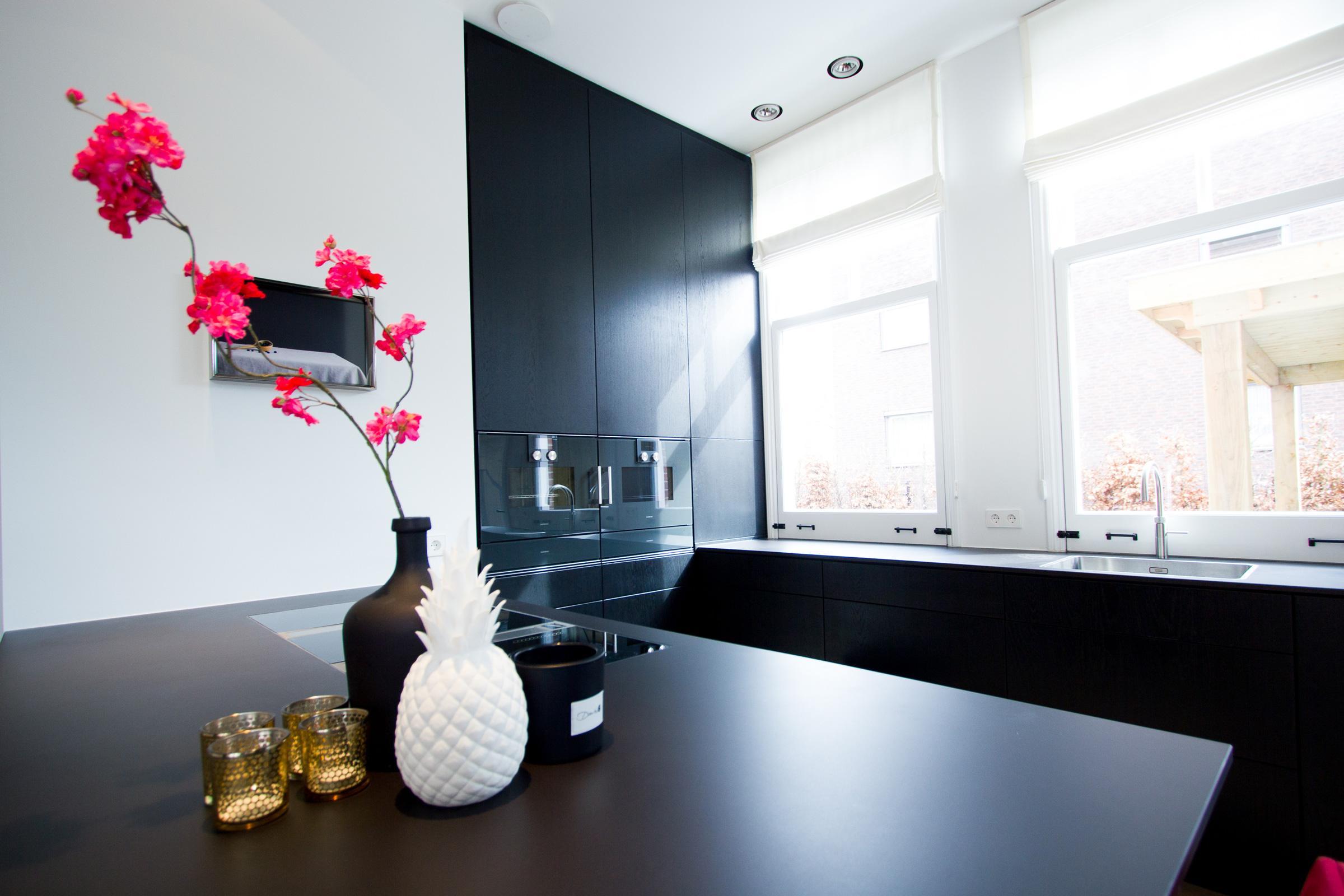 Keuken Villa Kralingen