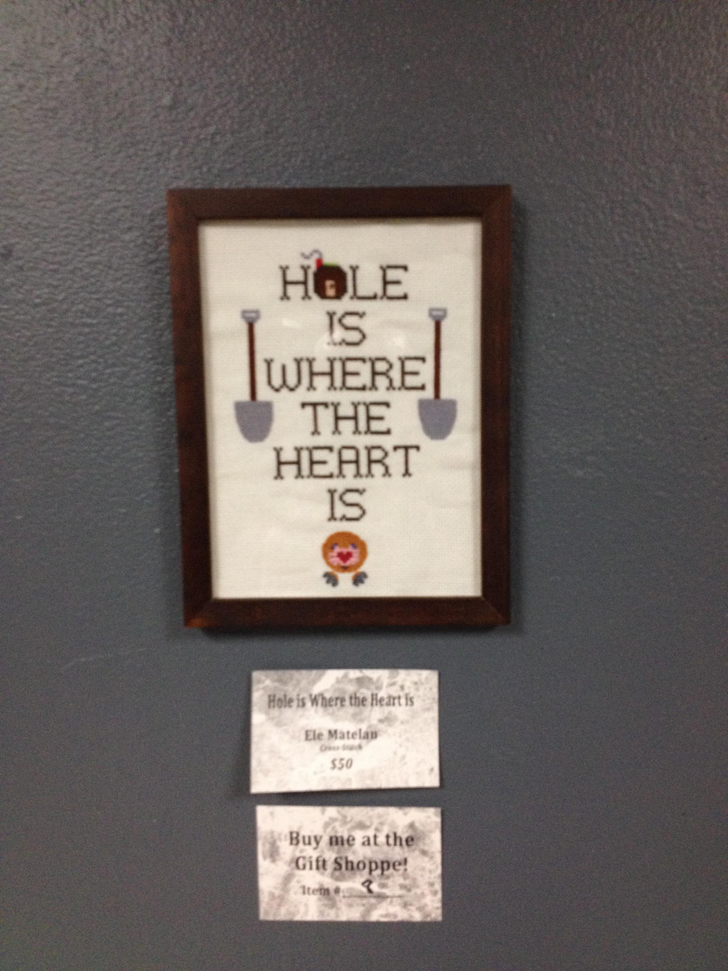 Hole Sweet Hole
