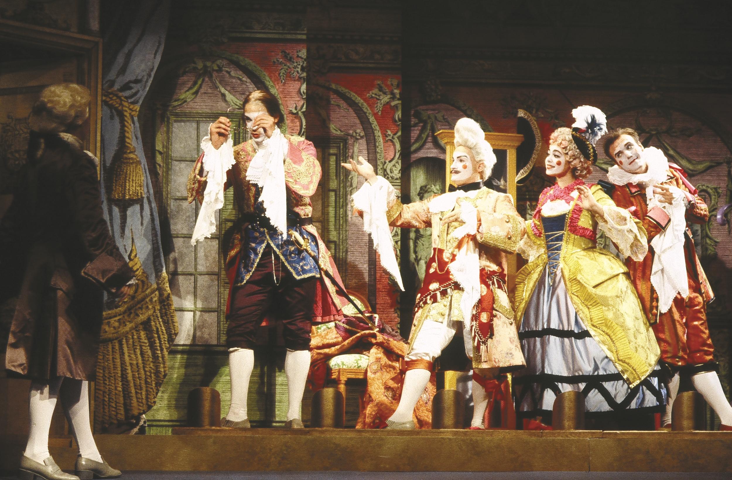 L'Opera Seria . Photo courtesy of Wolf Trap Opera.