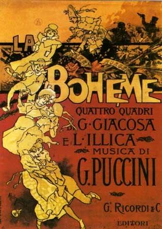 Public domain - Original 1896 poster by Adolfo Hohenstein.