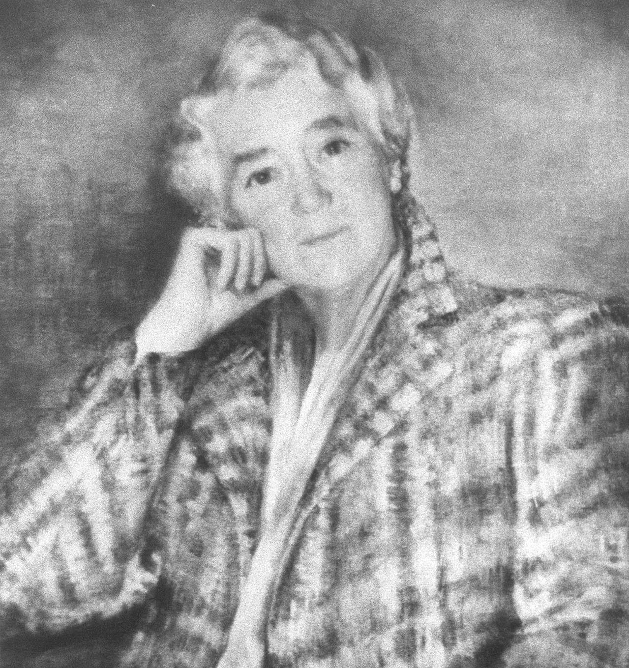 Helen Corning Warden, founder of AVA; photo courtesy of AVA.