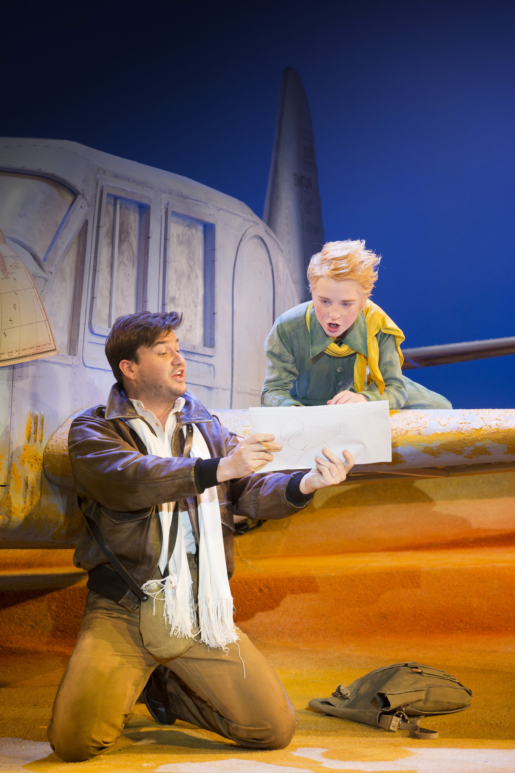 The Little Prince : photo by Scott Suchman; courtesy of Washington National Opera.