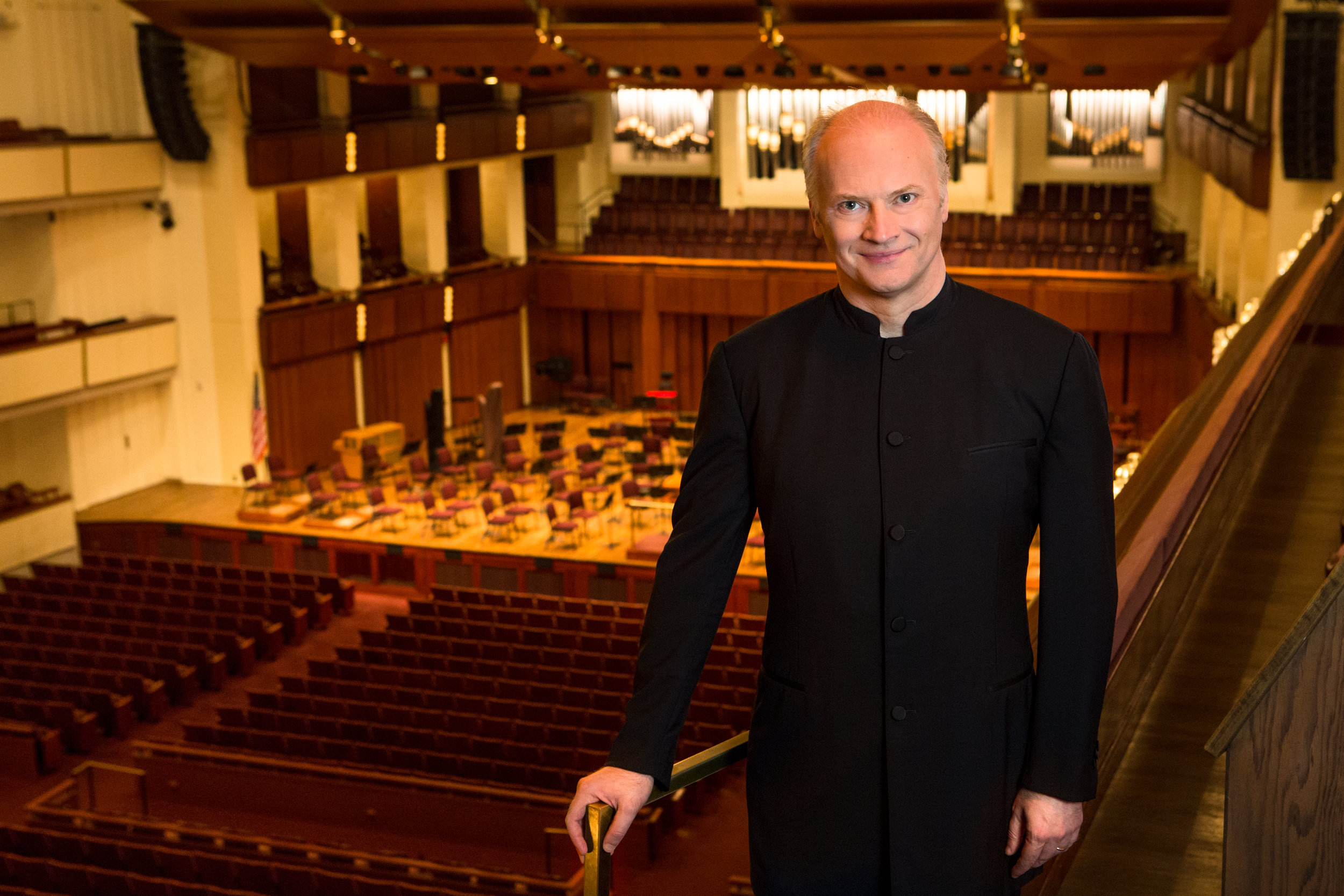 Maestro Gianandrea Noseda. Photo by Tony Hitchcock; courtesy of the National Symphony Orchestra.