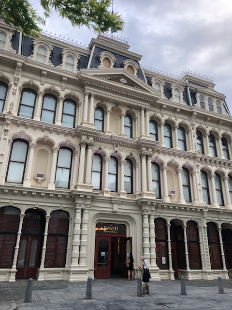 The Grand Opera House in Wilmington, DE. Photo by Debra Rogers.