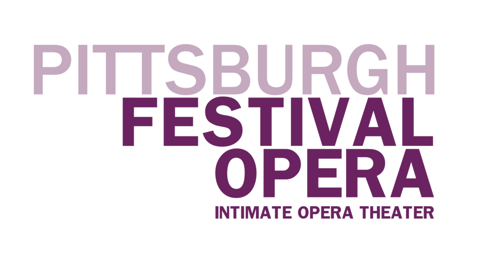 Logo courtesy of PIttsburgh Festival Opera.