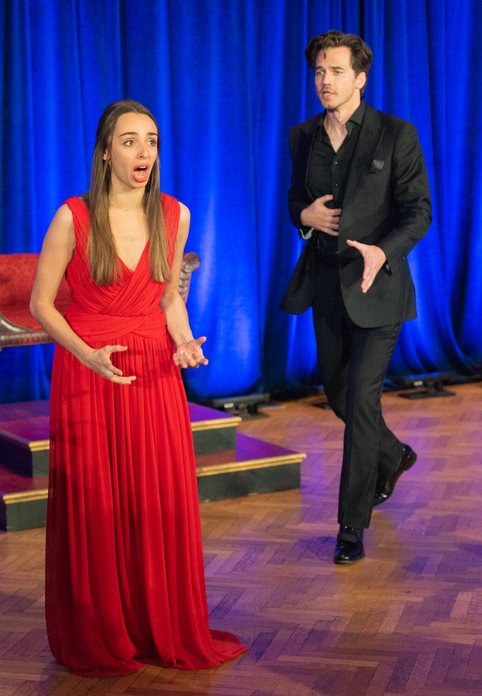 Andrea Montenegro En Latin Lover operagene