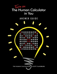 Turn on The Human Calculator in You // Answer Guide