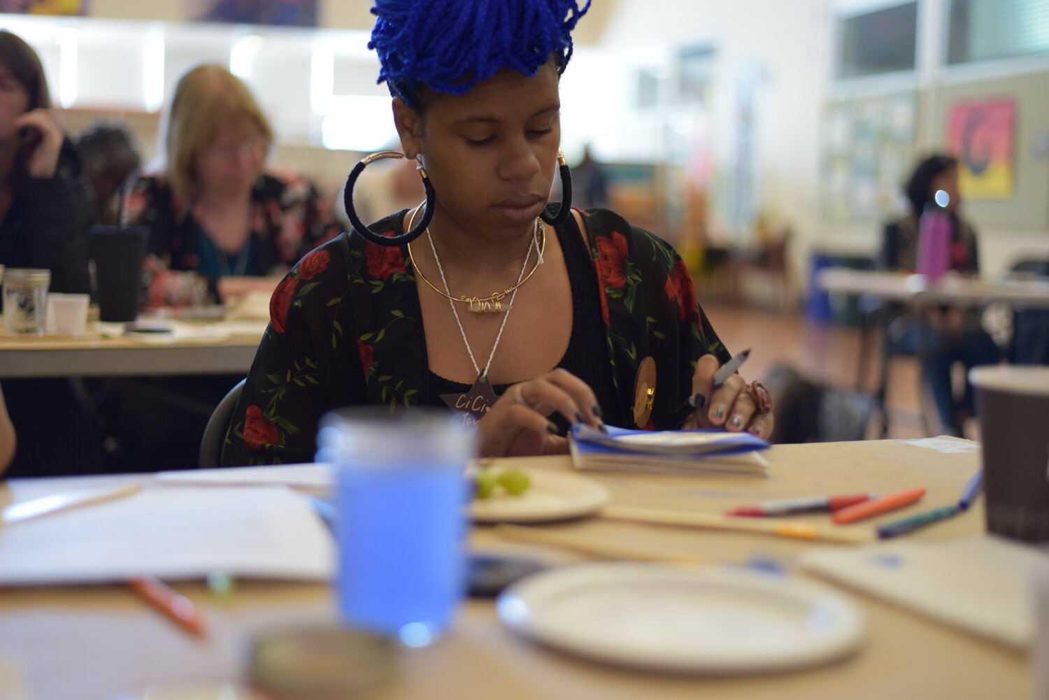 An educator explores a day of building connections between the arts and education with Studio Pathways.