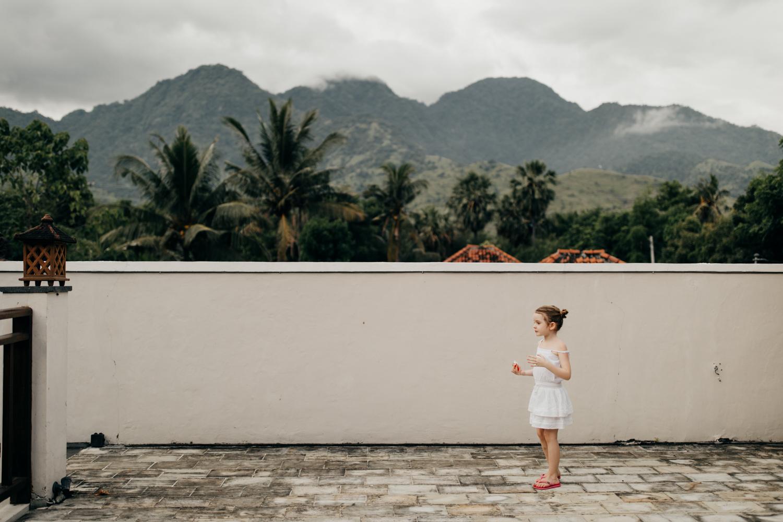 Child in Bali, Indonesia