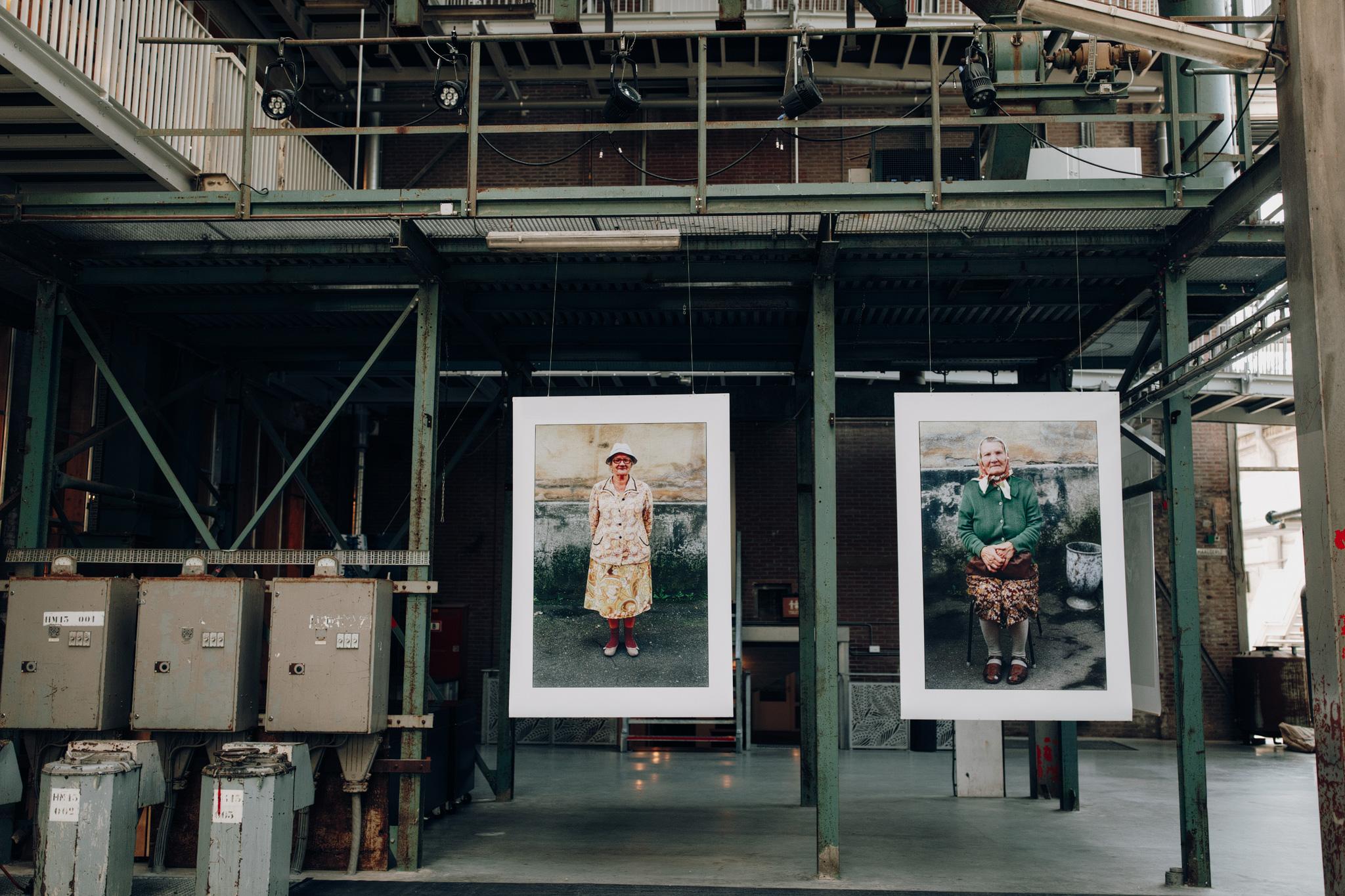 Foto expositie in CHV Noordkade