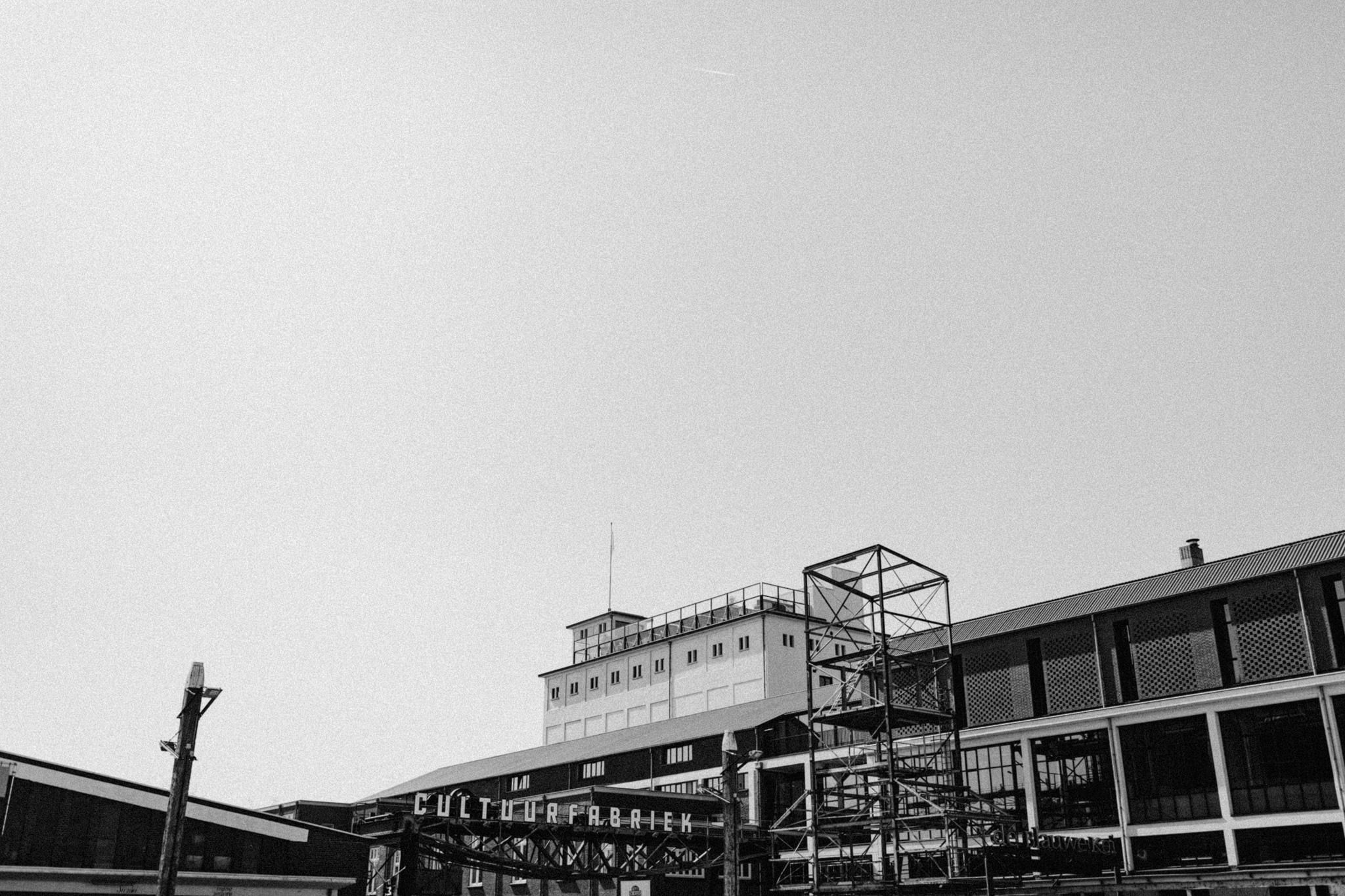 CHV Noordkade - Cultuurfabriek in Veghel