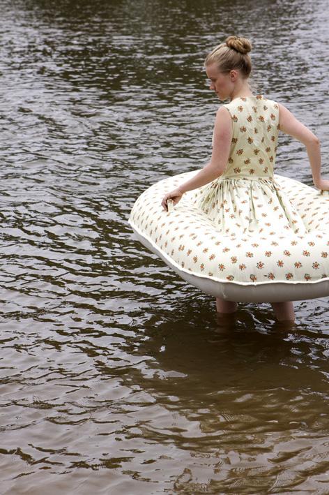 Boatdress (performance still)