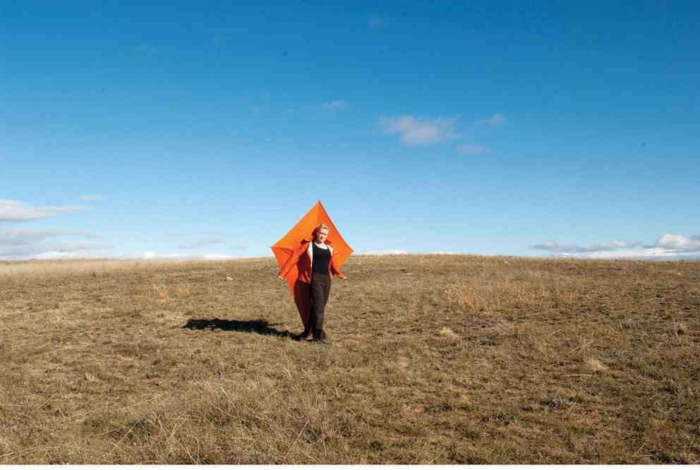 Kite Jacket (Performance still)