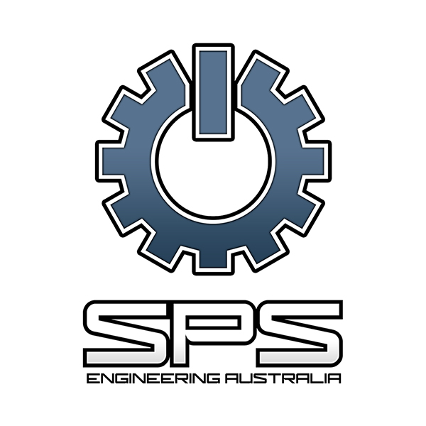SPS Engineering Australia Pty Ltd - Logo Design by Spider Web Design