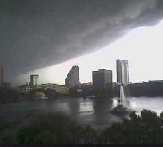 Coverage of Hurricane Charley
