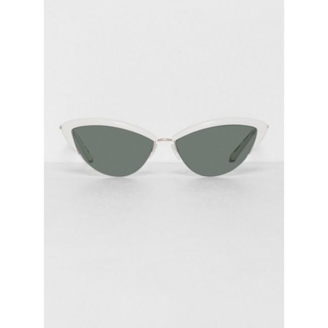 Tura Cat Eye Bone Sunglasses