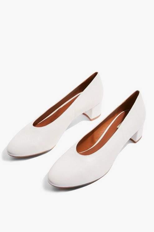 Jury mid heel shoes