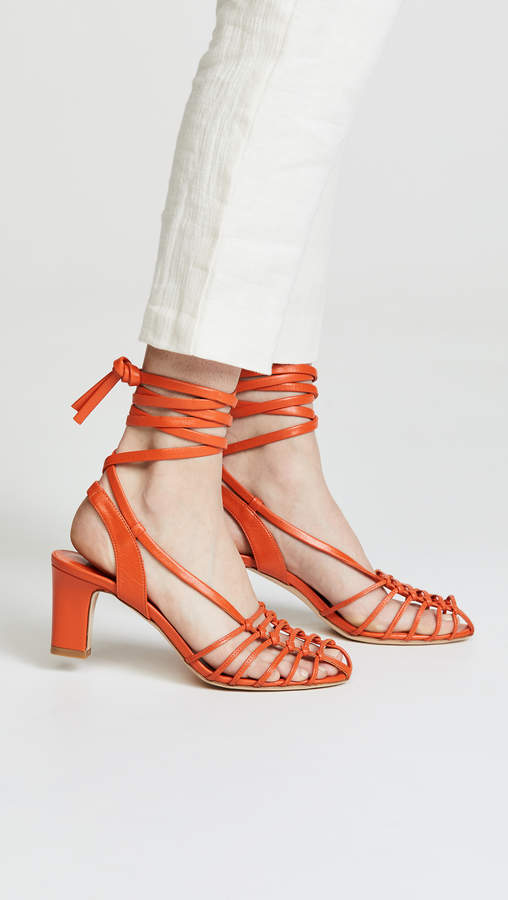 Maryam Nassir Zadeh Marabel Sandals