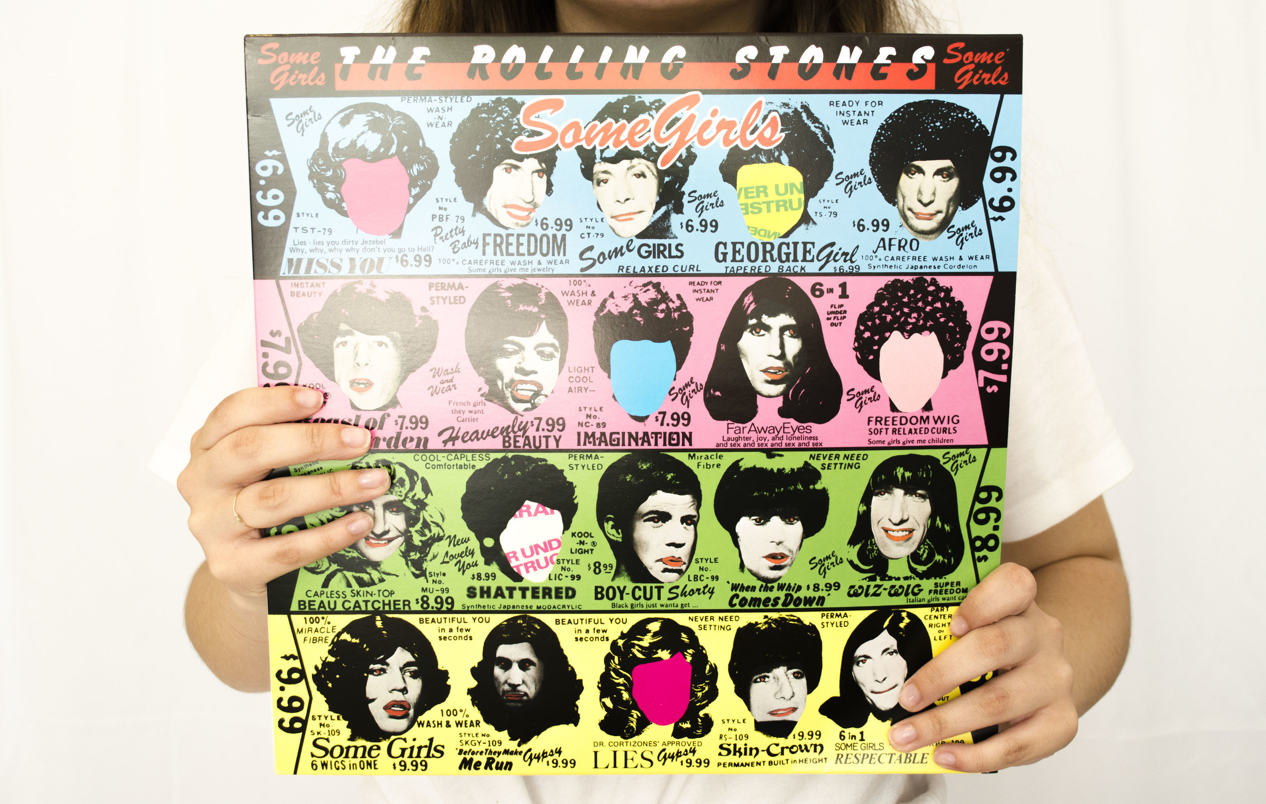 Some Girls - by The Rolling Stones