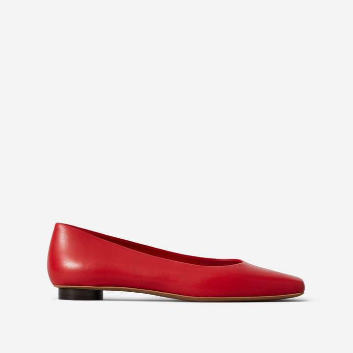 Everlane The Square Toe Flat