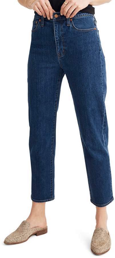 Madewell Tapered Leg Jeans