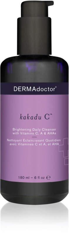 Dermadoctor Kakadu C Brightening Daily Cleanser