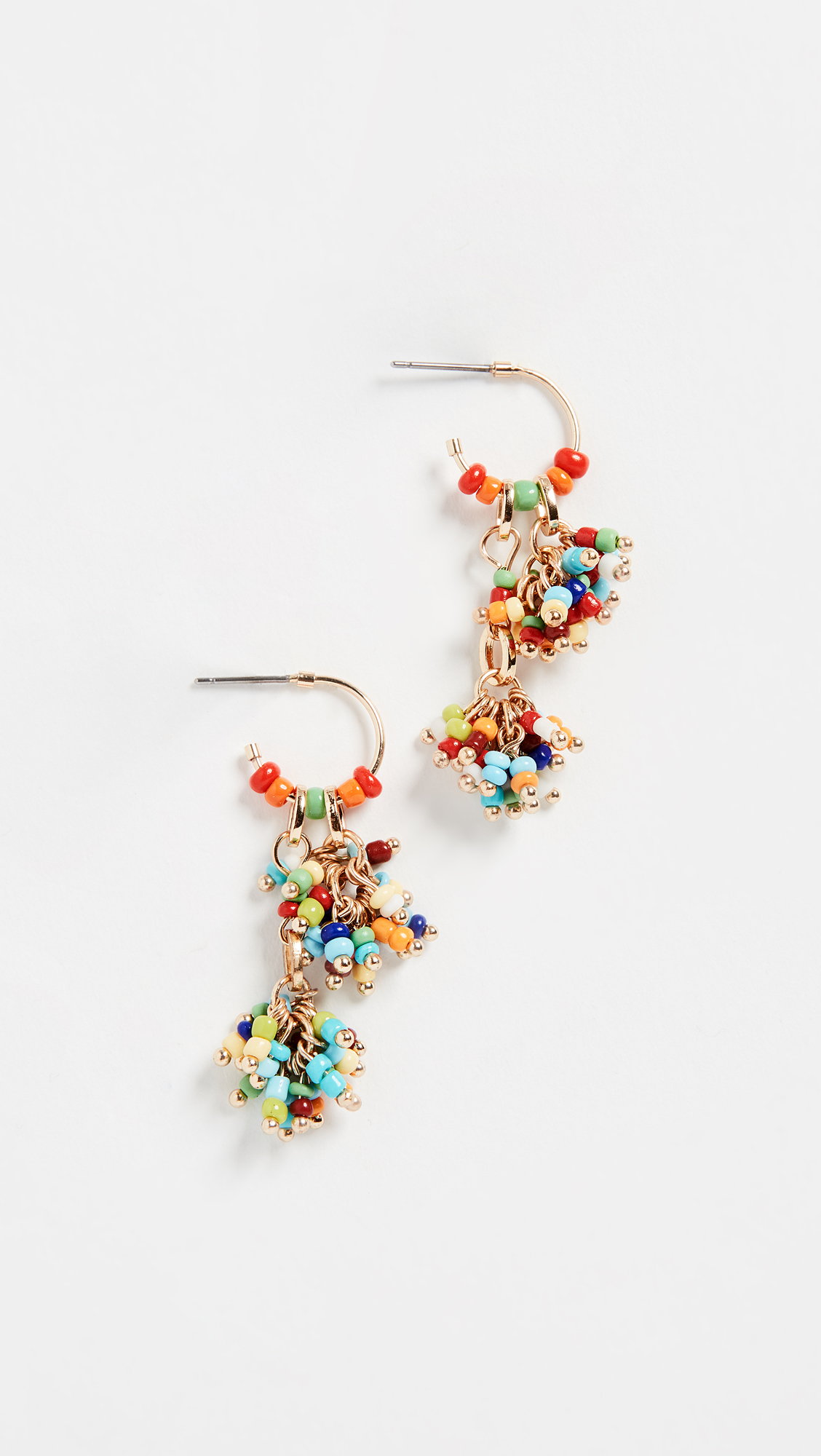 Roxanne Assoulin Sprinkle Set of Beaded Earrings