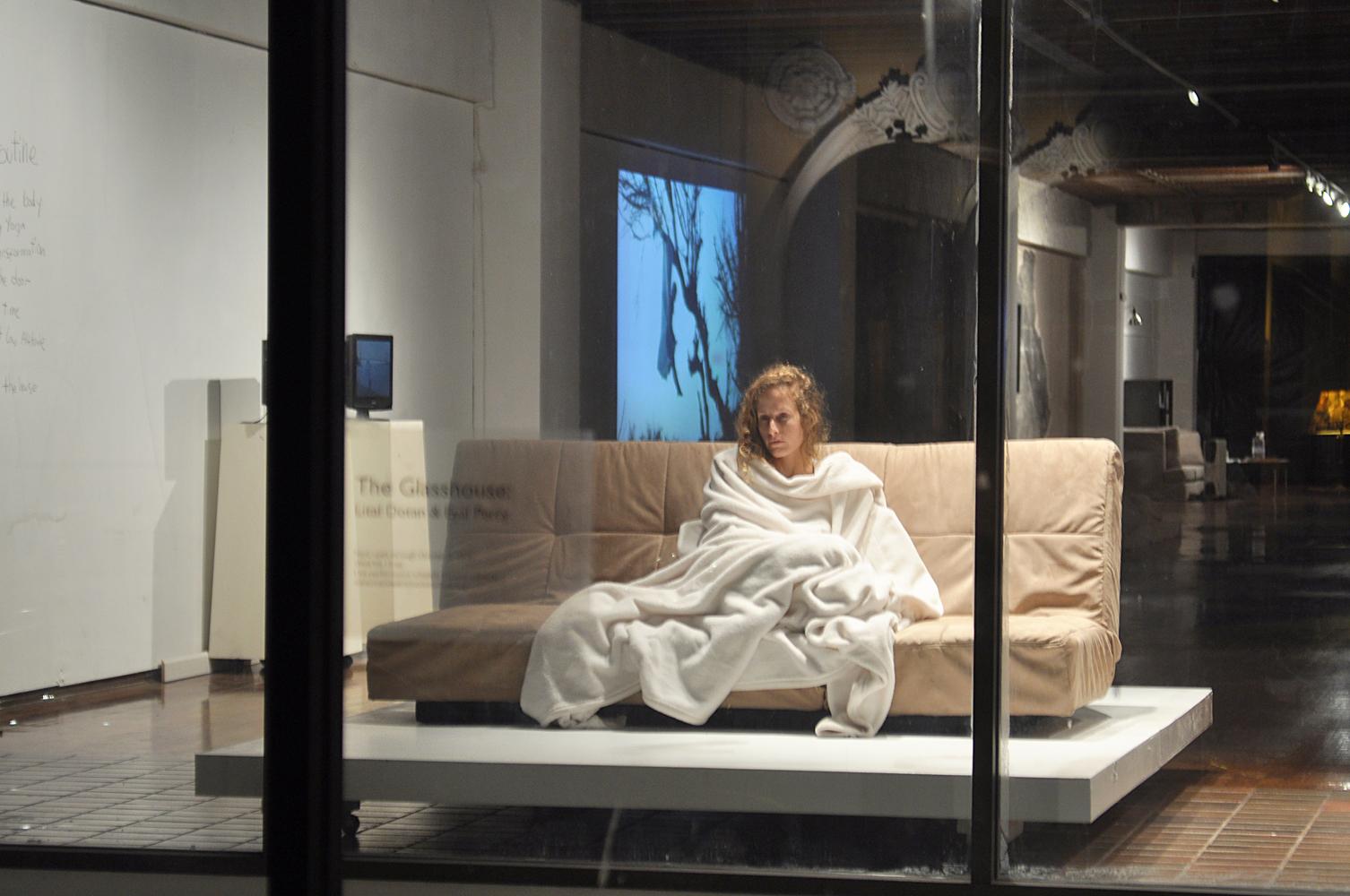 Couch Potato  (Glasshouse, 575 Sutter St, San-Francisco, 2010)