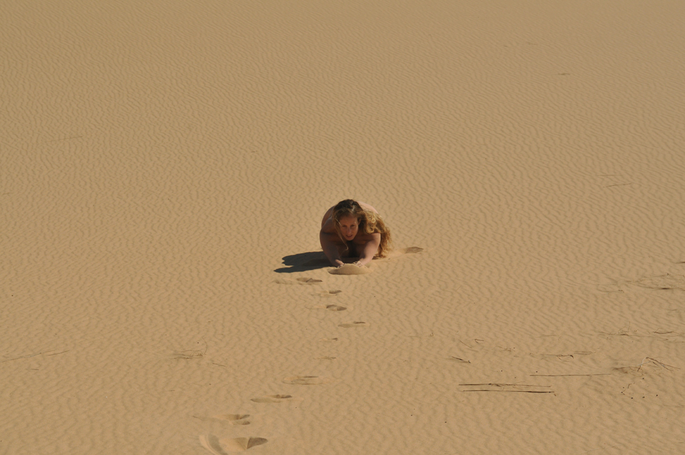 DAY 12- Swim to Sink (Kalahari)