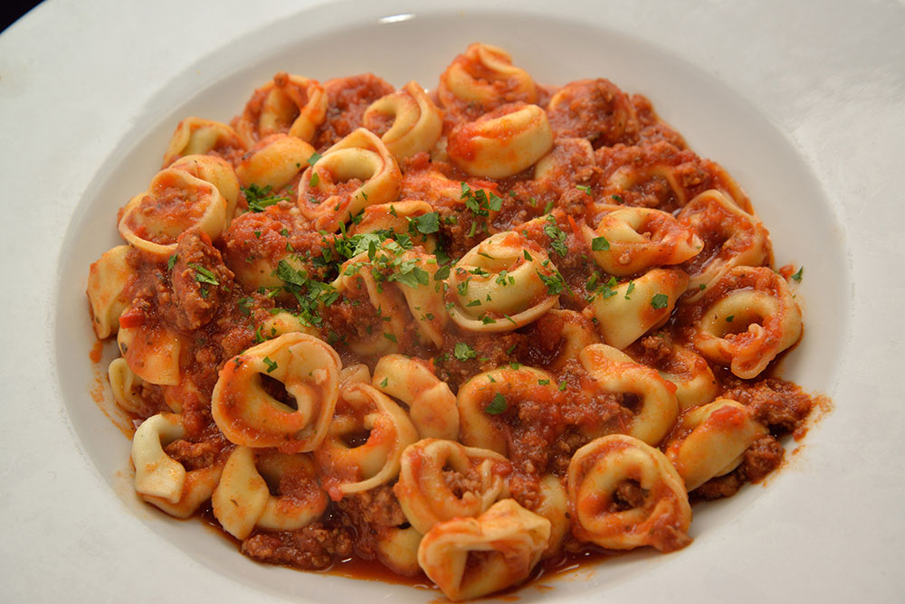 Beef Tortellini Bolognese