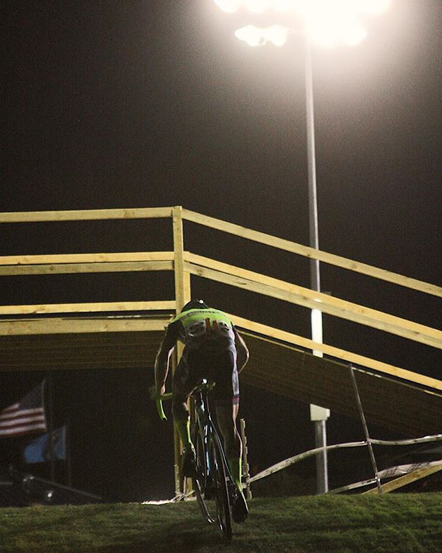 Lights, camera, action! #crossvegas last night was 🔥. Thanks for the photo @studioriders