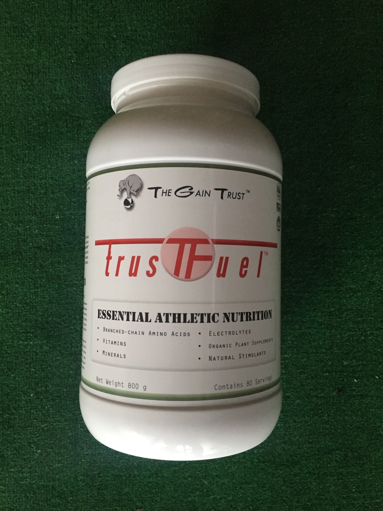 - An all encompassing nutritional powder that turns water into performance hydration. Research-backed ingredients at studied dosages with no fillers. This isn't a pre-workout, this is Essential Athletic Nutrition. This is TrustFuel™.Our mission is to provide athletes the nutrition they need to maximize athletic performance. Traditional sports drinks and workout supplements are filled with sugars, stimulants, and useless fillers. The Gain Trust™ provides full transparency into our ingredients. After countless hours of research, numerous trials of supplementation, and consultations with many qualified professionals, TrustFuel™ was born.CLICK HERE TO PURCHASE YOUR FUEL!