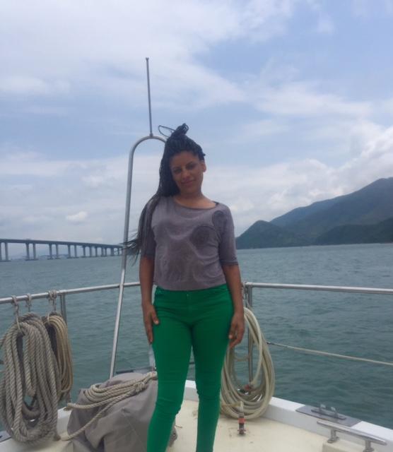 Hong Kong Dolphin Watch  boat tour.