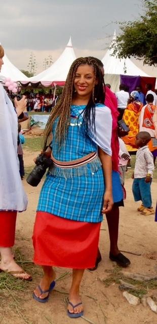 Maasai wedding.Kenya.