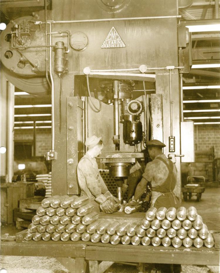Gadsden Ordnance Plant Workers.  U.S. National Archives at Atlanta