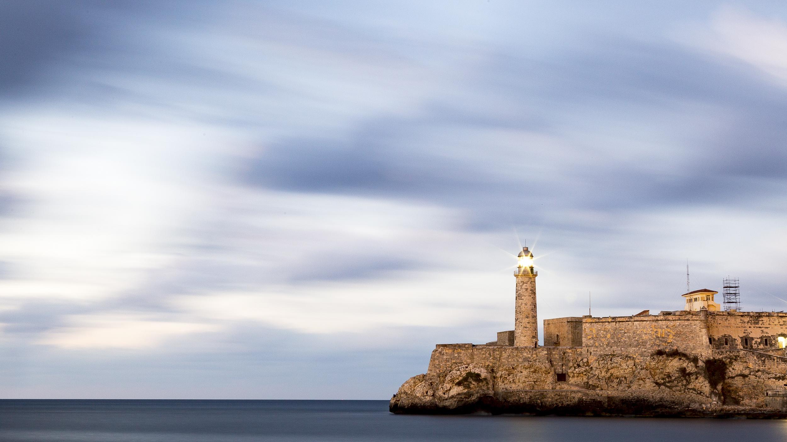 Havana's Lighthouse