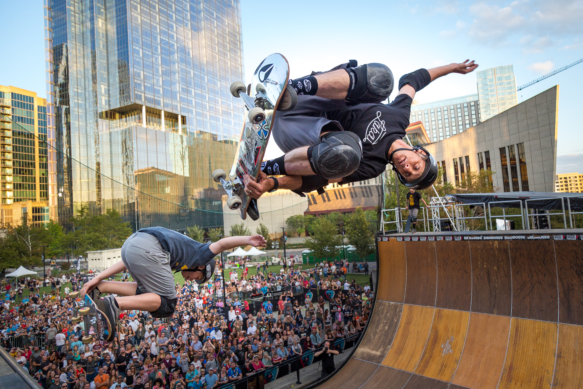 Tony Hawk at Skate Jam