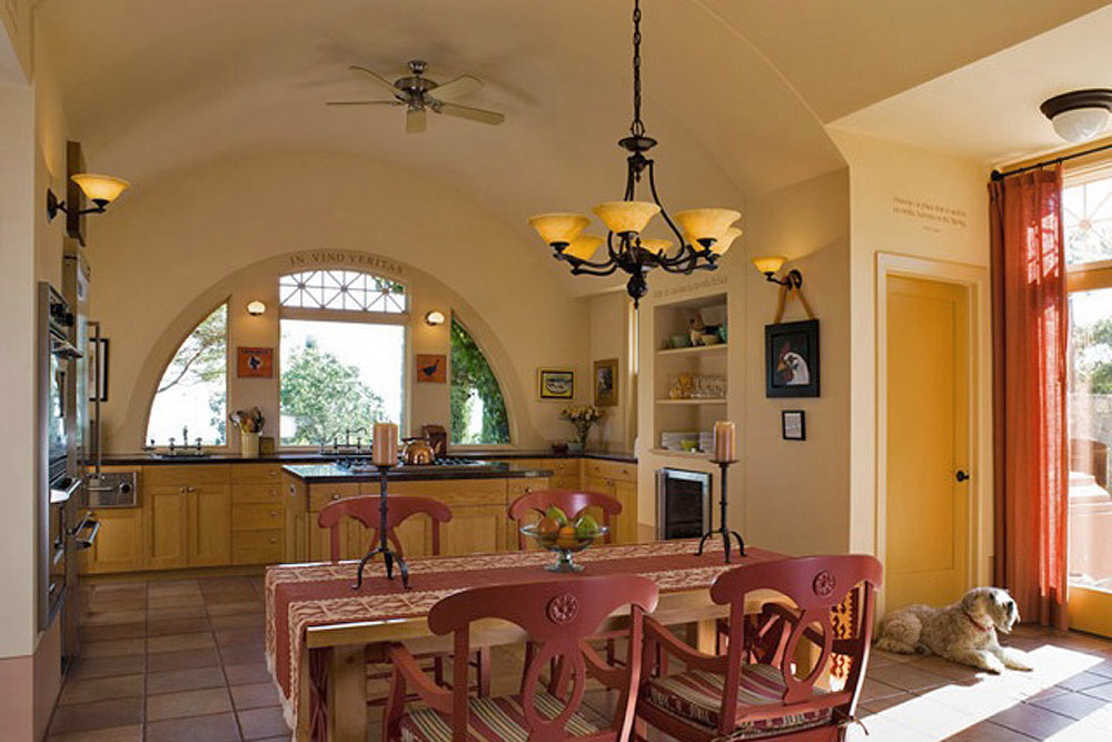 Kitchen and Family Dining